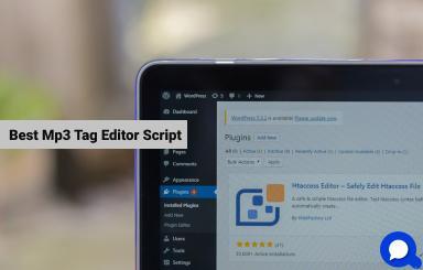 mp3 tag editor script