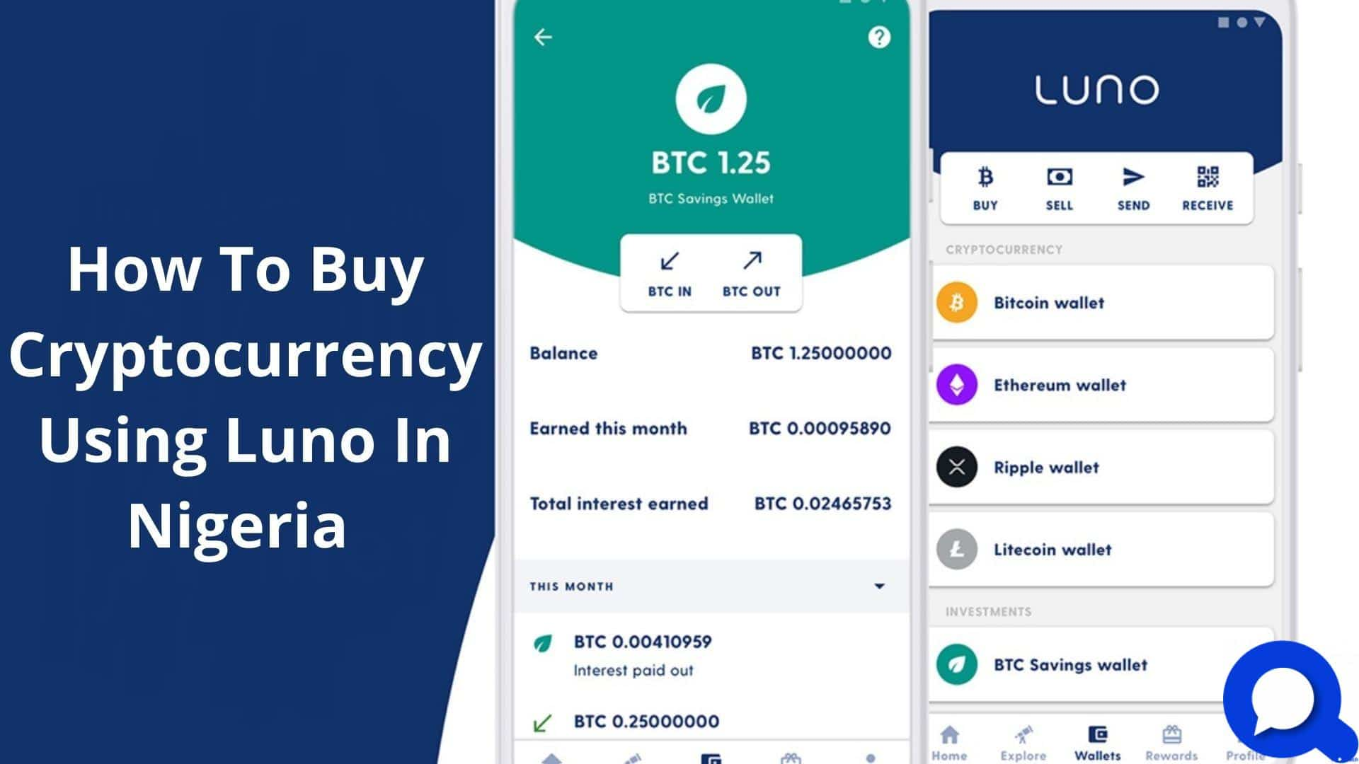How To Buy Cryptocurrency Using Luno In Nigeria